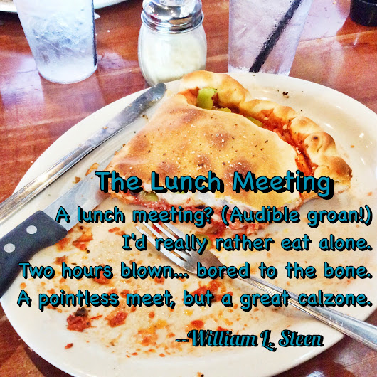 """The Lunch Meeting"""