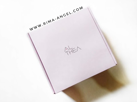 Unboxing Althea Pertama & First Impression Produk