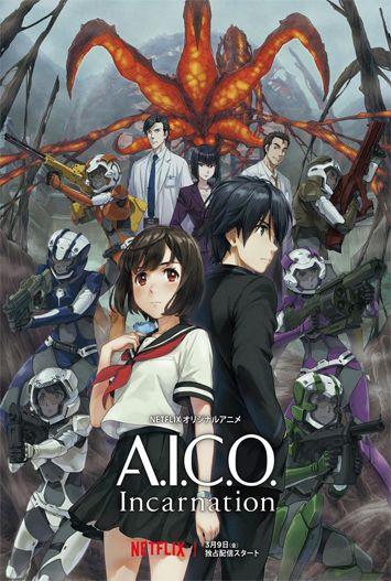 A I C O Incarnation Temporada 1 Completa HD 720p Latino Dual