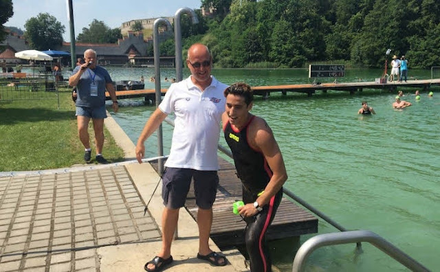 Germany's Champion in Swimming , Arti Krasniqi, will now compete for Kosovo