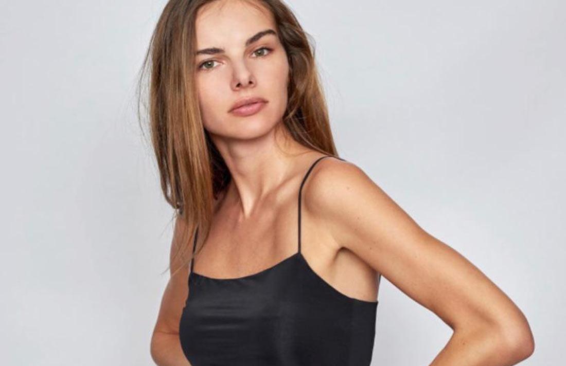 Breakthrough Top Model Weronika Gorczyca Shares Conscious Insights Through the Pandemic