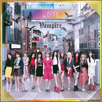 [Lirik+Terjemahan] IZ*ONE - Vampire (Vampir)