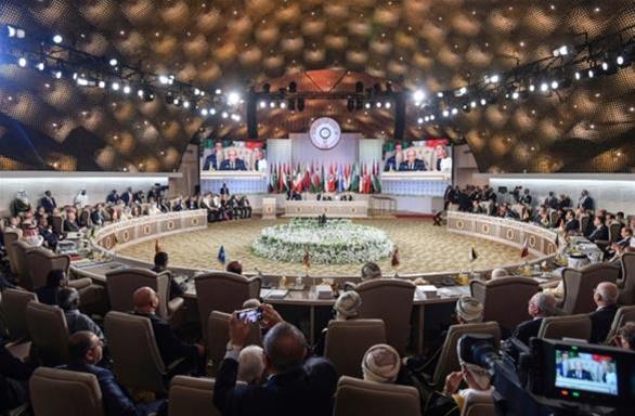 Αραβικός Σύνδεσμος κατά Τουρκίας