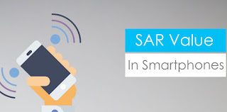 Smarphone SAR