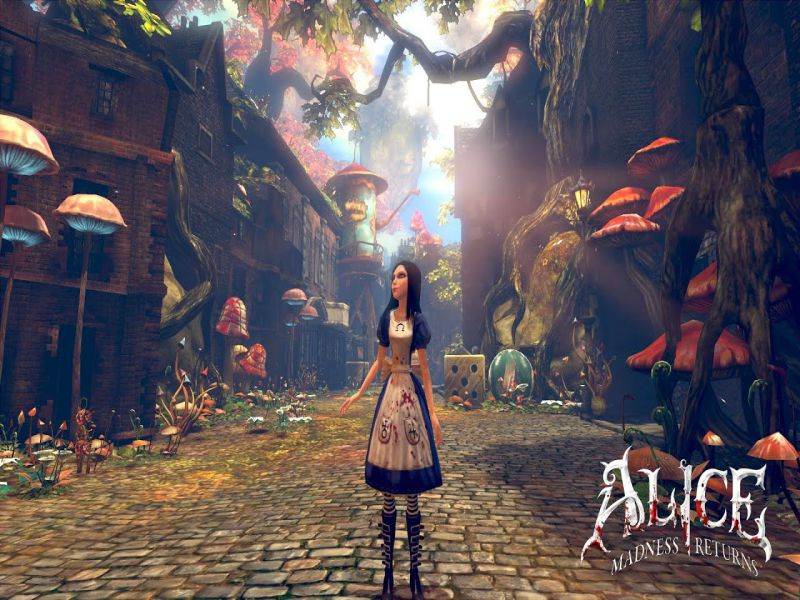 Download Alice Madness Return Game PC Free