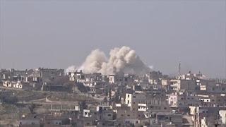 قوات نظام الاسد تسيطر على قريتين بريف إدلب