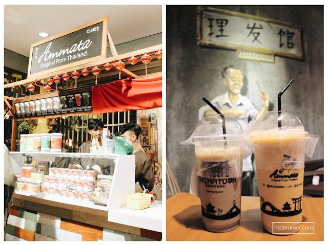 thau tea chinatown bandung