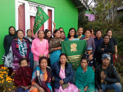 Gorkha National Womens Organisation GNLF women wings GNWO