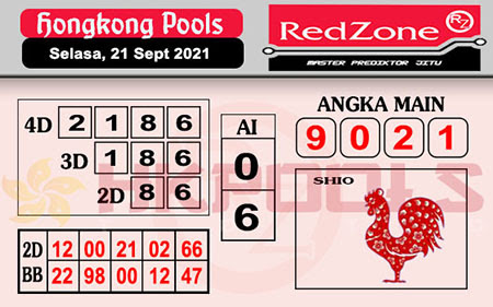 Syair HK Selasa 21 September 2021 -