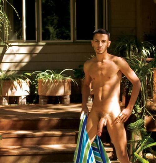 gay young hunks naked