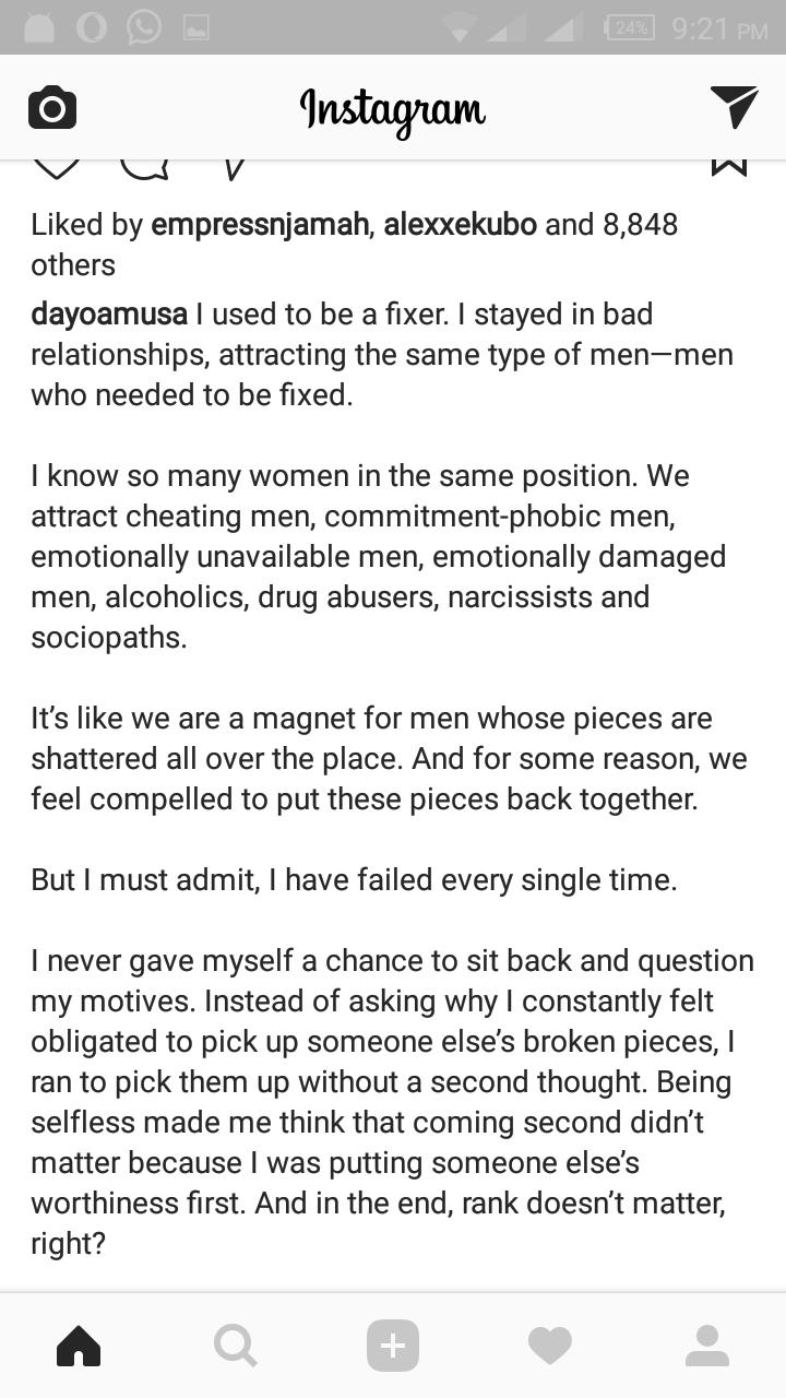 dating emotionally damaged man