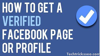 Verify-Facebook-Page-Profile