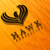 Free PSD 3d Wood Logo Mockup