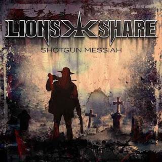 """Το single των Lion's Share """"Shotgun Messiah"""""""