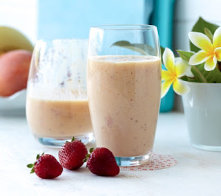 Homemade Fruit Smoothie Recipe
