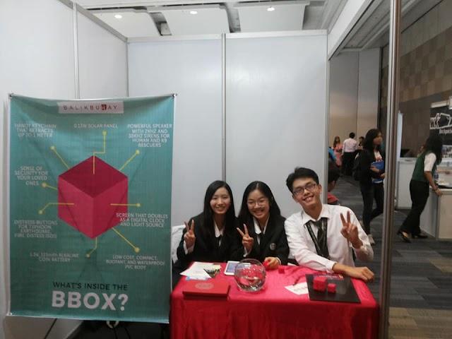 Filipino Students Invent the Balik Buhay Box