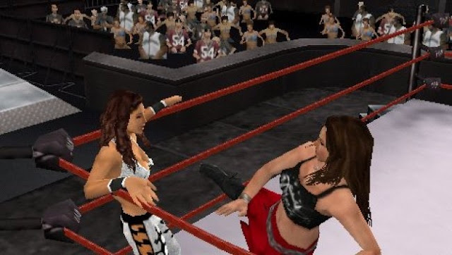 WWE Smackdown Vs Raw 2008 PC Game Free Download For Windows X