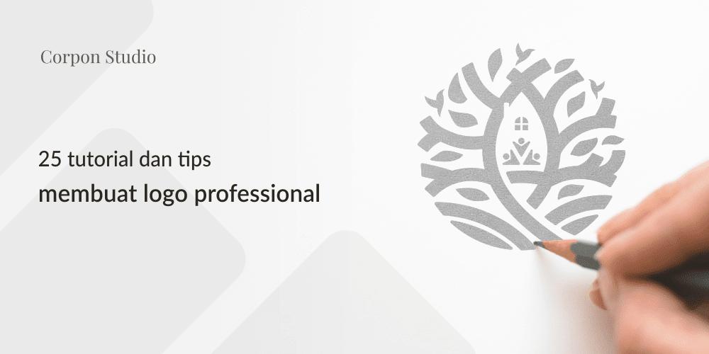 25 Tips Mendesain Logo Professional