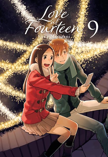 14-sai no koi (Love at Fourteen) de Fuka Mizutani llega a su final.