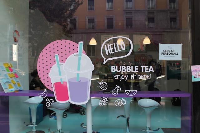 dove bere Bubble Tea a Milano