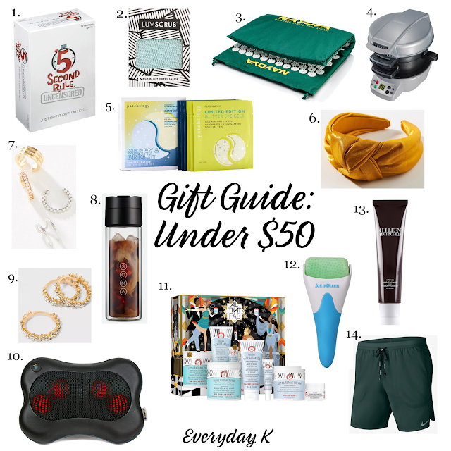 Gift Guide: Under $50