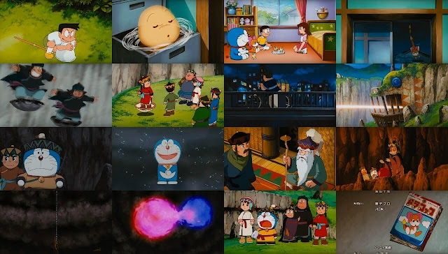 Doraemon The Movie Toofani Adventure In HINDI Full Movie [720p HD] Web-Dl (2003) Free Download