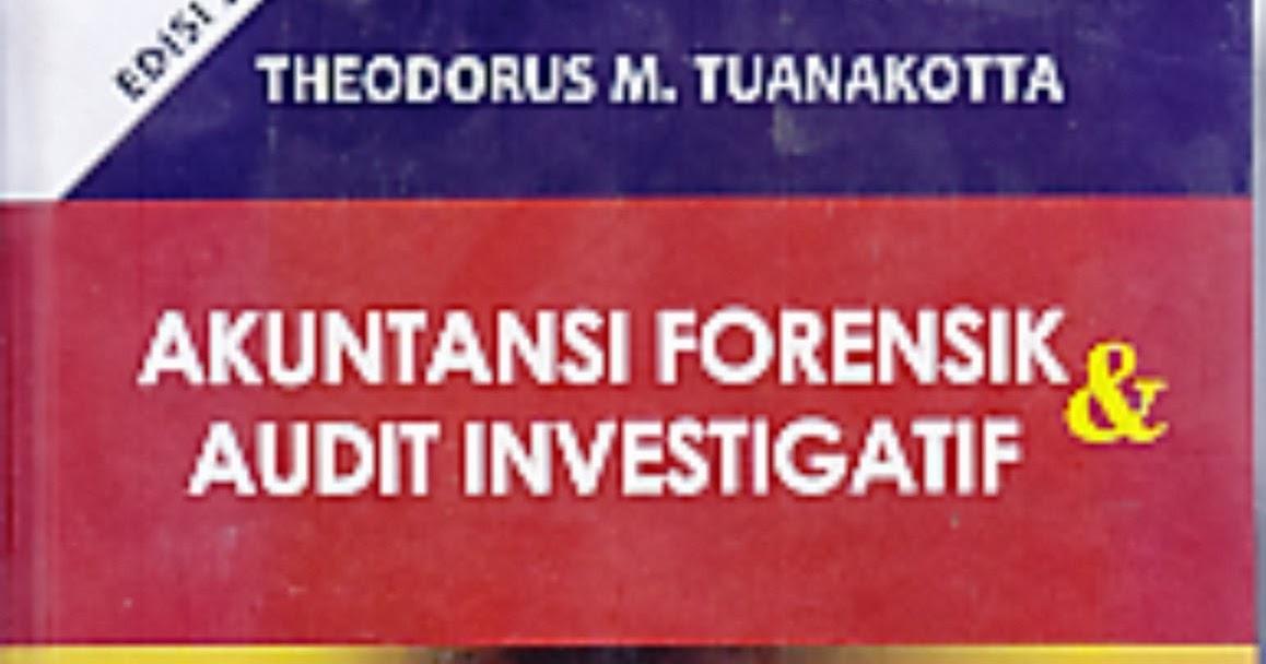 Toko Buku Rahma Akuntansi Forensik Dan Audit Investigatif