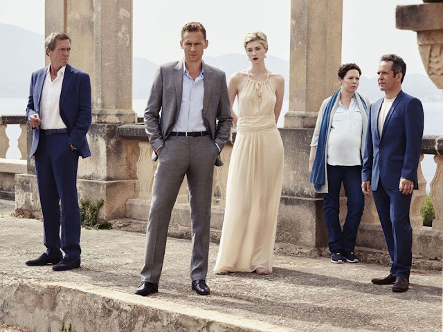 El elenco de El infiltrado, o de The Night Manager en su idioma original