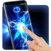 Electric Screen for Prank Live Wallpaper &Launcher Apk free for Android