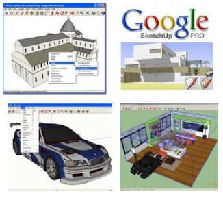 Online Media Information: Free Download Trial Google SketchUp Pro 8