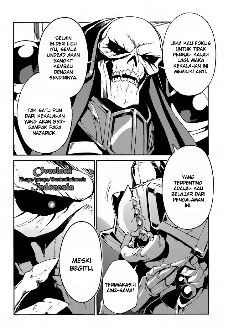 Baca Manga Overlord chapter 22 Bahasa Indonesia