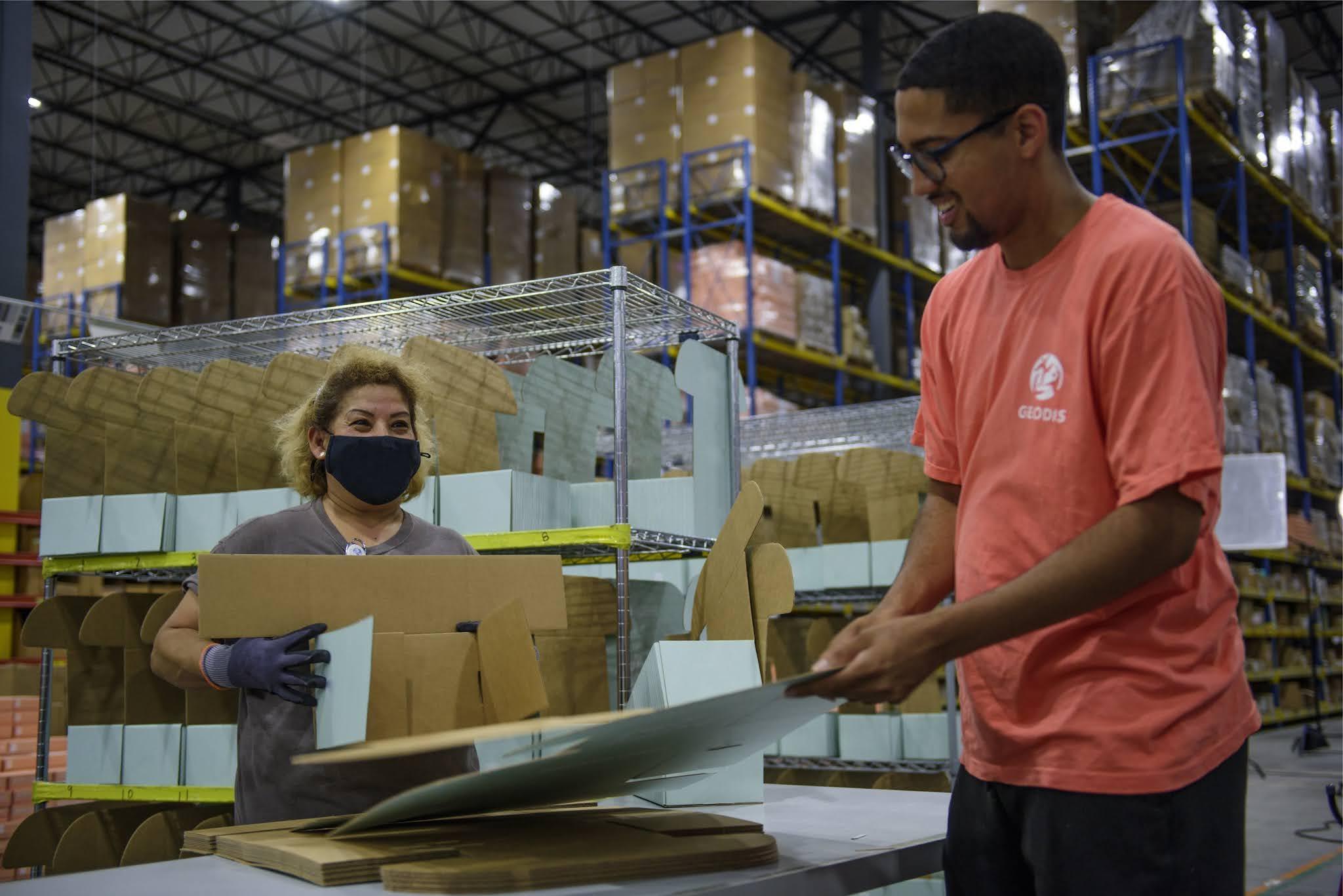 GEODIS to Hire 4,200 Seasonal Workers to Prepare for Peak Season