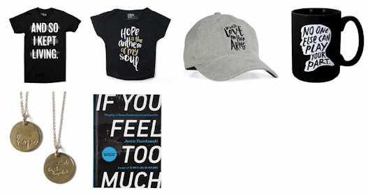 Holiday Gift Guides 2016 TWLOHA (sponsored)