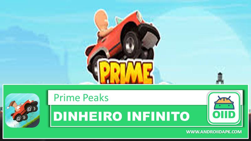 Prime Peaks – APK MOD HACK – Dinheiro Infinito