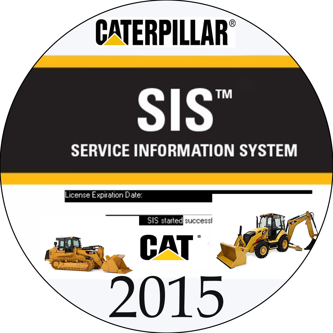 Caterpillar Sis Software For Sale
