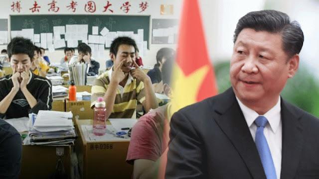 Pemuda China Dianggap Tak Lagi Jantan, Pemerintah Bakal Gembleng Lebih Keras