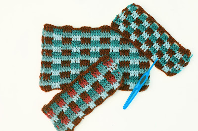 4 - Crochet Imagenes puntada colorida a crochet y ganchillo por Majovel Crochet