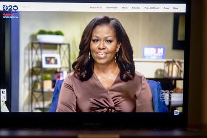 Belajar Public Speaking dari Pidato Michelle Obama