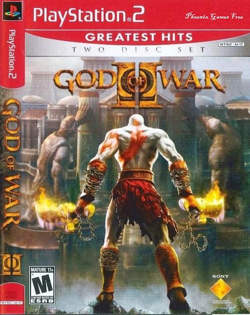 Phoenix Games Free Descargar God Of War 2 Ps2 Mega Google
