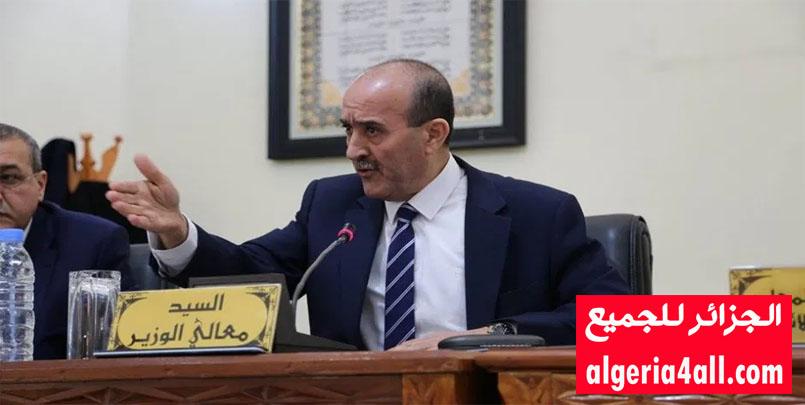 """وزير الداخلية الجزائري كمال بلجود,وزير الداخلية: إحصاء 15 ألف """" منطقة ظل """" في الجزائر يعيش فيها 8.5 مليون مواطن."""