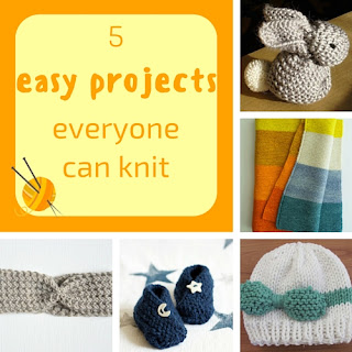 http://keepingitrreal.blogspot.com.es/2016/06/5-easy-projects-everyone-can-knit.html