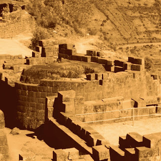 Templo do Sol e Intihuatana de Pisac