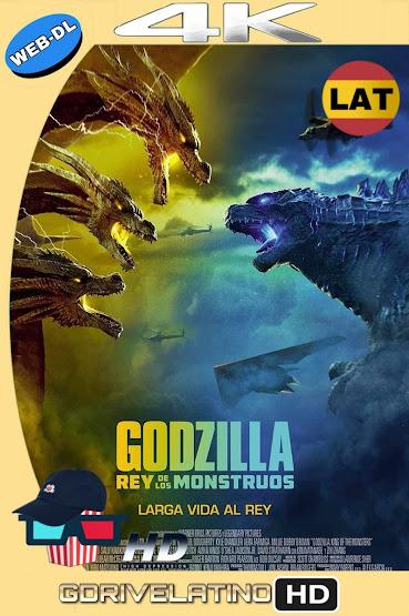 Godzilla II: El Rey de los Monstruos (2019) WEB-DL 4K HDR Latino-Ingles MKV
