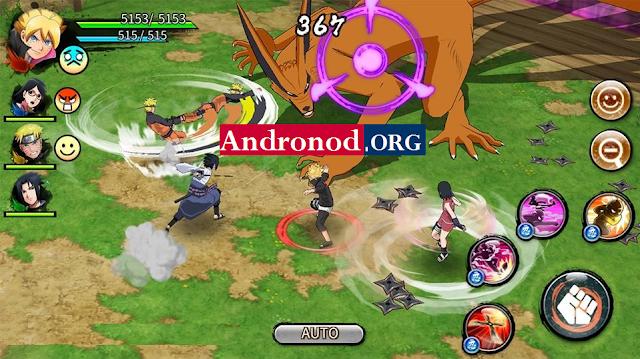Naruto X Boruto v1.04 Apk Terbaru (English Version)