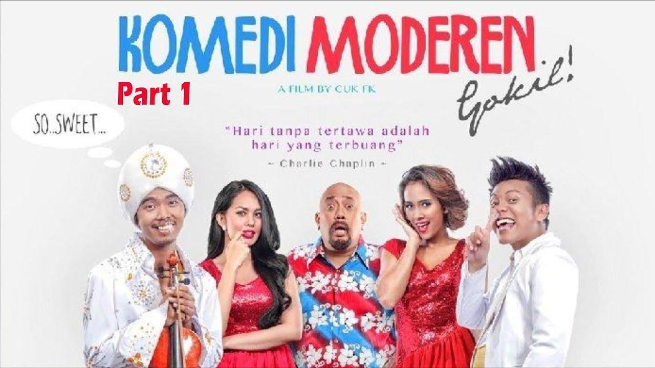 Komedi Moderen Gokil (2015) WEBDL