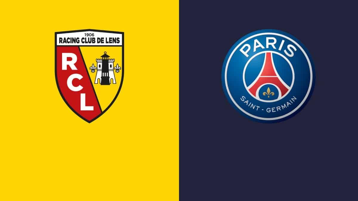 PSG vs Lens