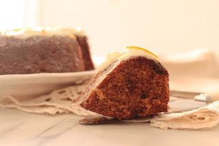 Receta: carrot cake fácil (torta de zanahoria). www.soyunmix.com