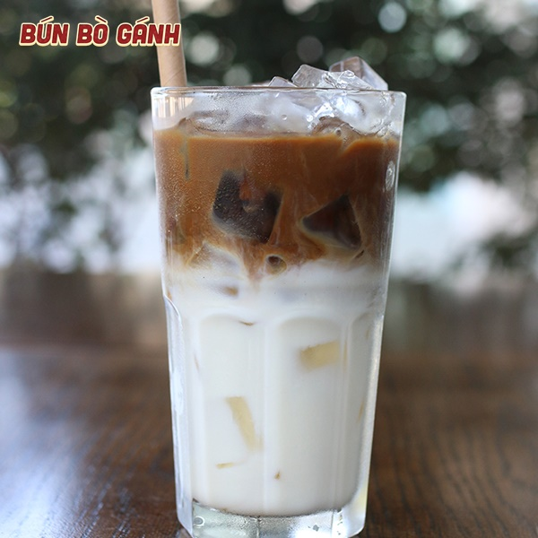Bạc Xỉu - White Coffee