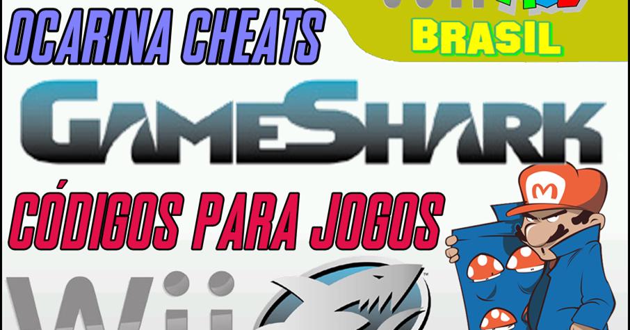 Wii Mod Brasil: Ocarina Cheats - Como usar códigos no Wii 2019