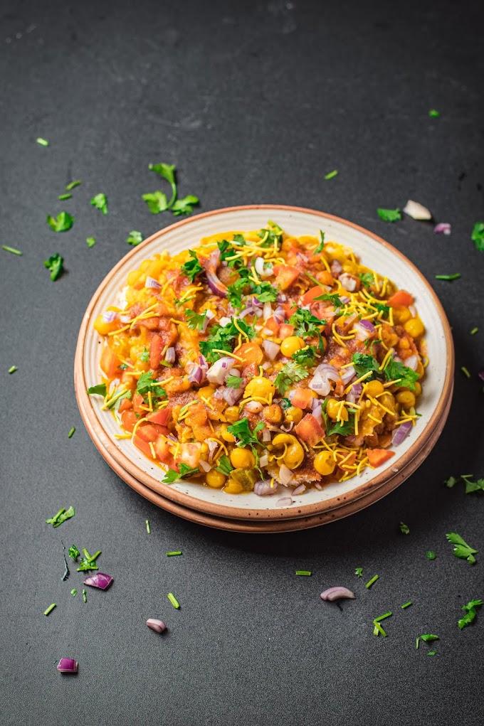 Special Gujarati Street food : Ragdo - homemade easily, tasty, yummy and healthy  .